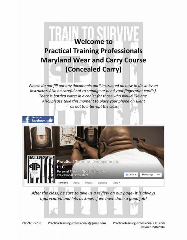 Practical Training Professionals