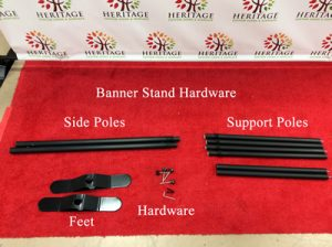 Banner-Stand-Hardware