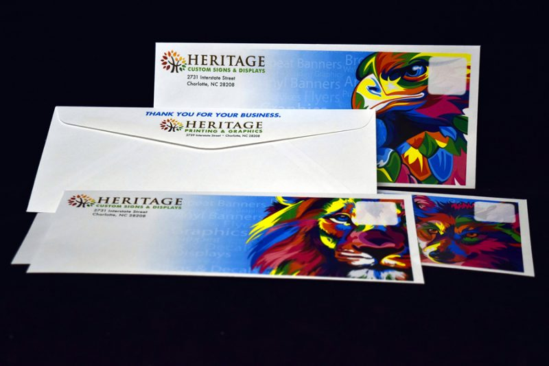 Direct Mail Envelopes