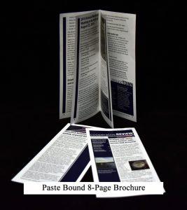 Paste Bound Booklet