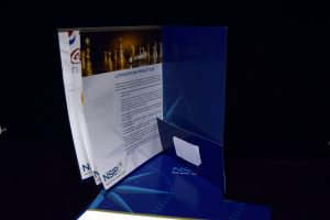 Presentation Folder Booklet
