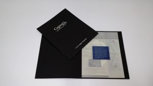 Presentation Folder Booklet