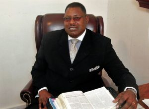 Reverend Leroy DuBose