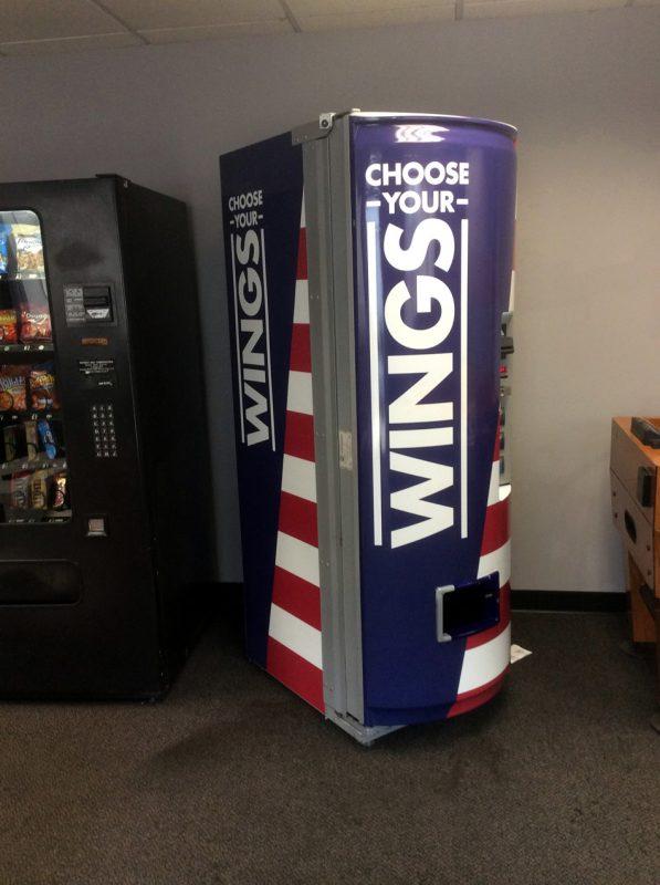 Vending Machine Mural
