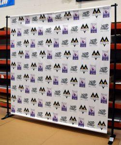 Vinyl Banner Stand