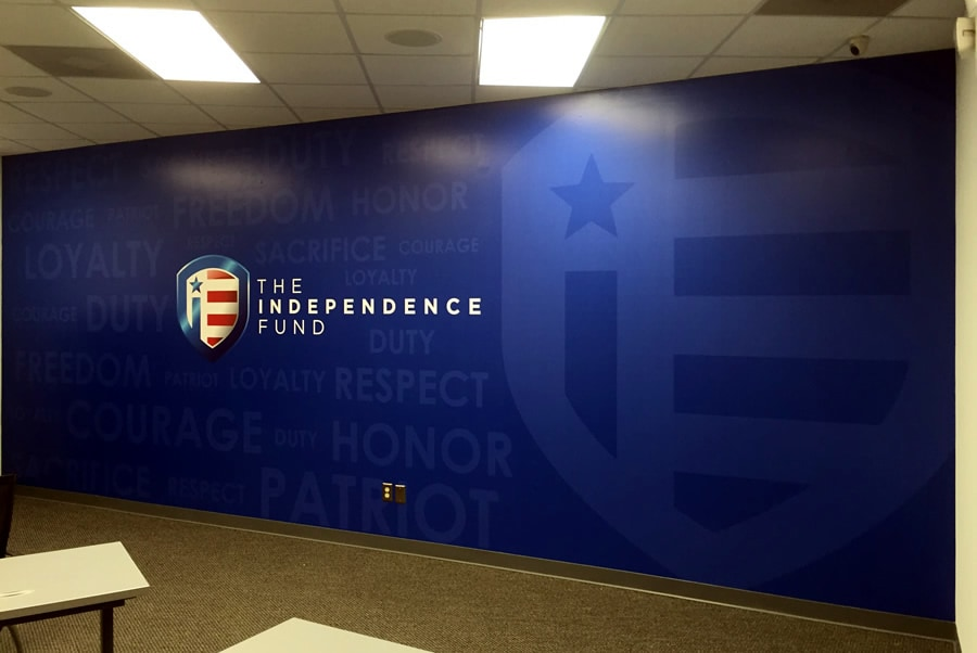 Wall Wraps DC