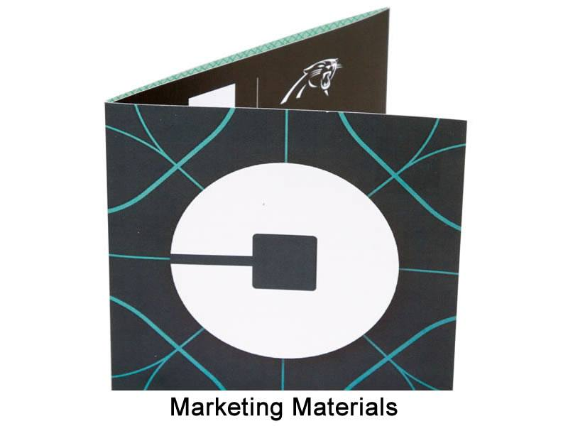 Marketing Materials DC