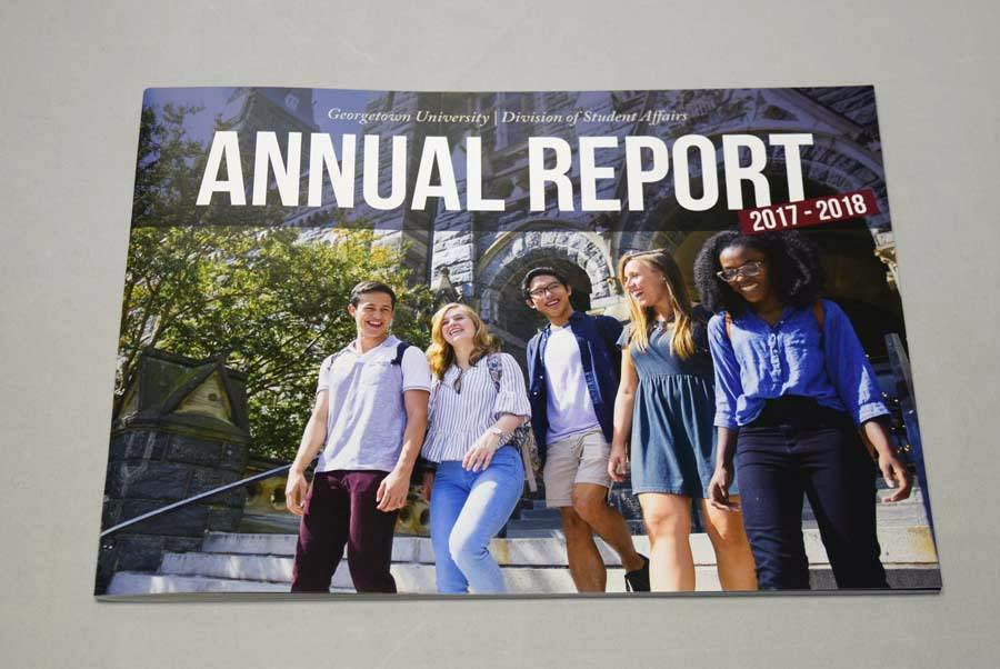 Annual Report Printing DC