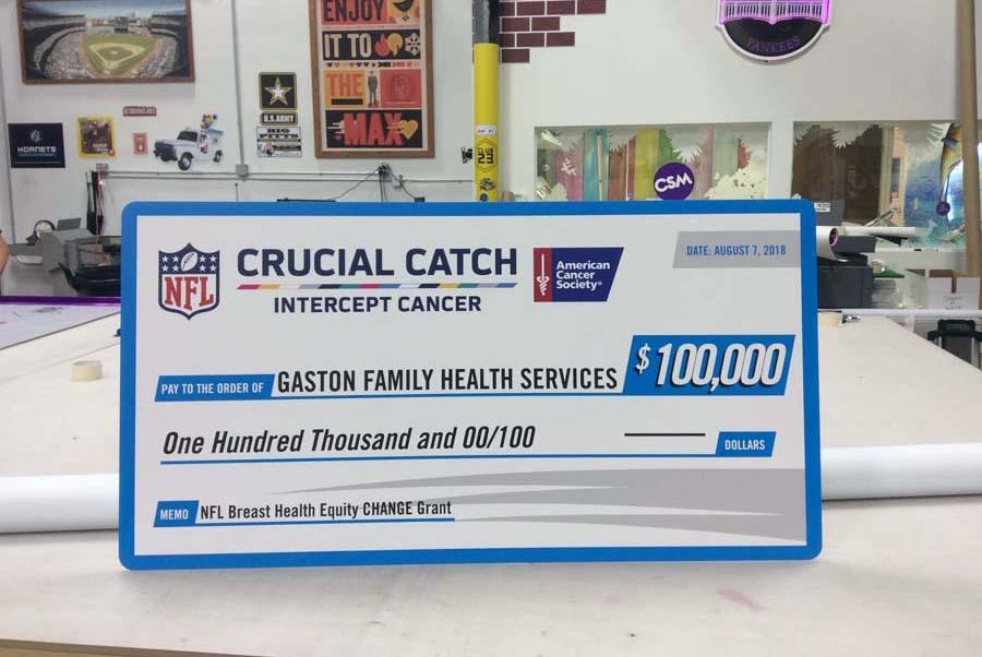 Big Checks DC