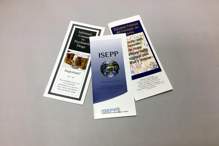 Brochure Printing DC