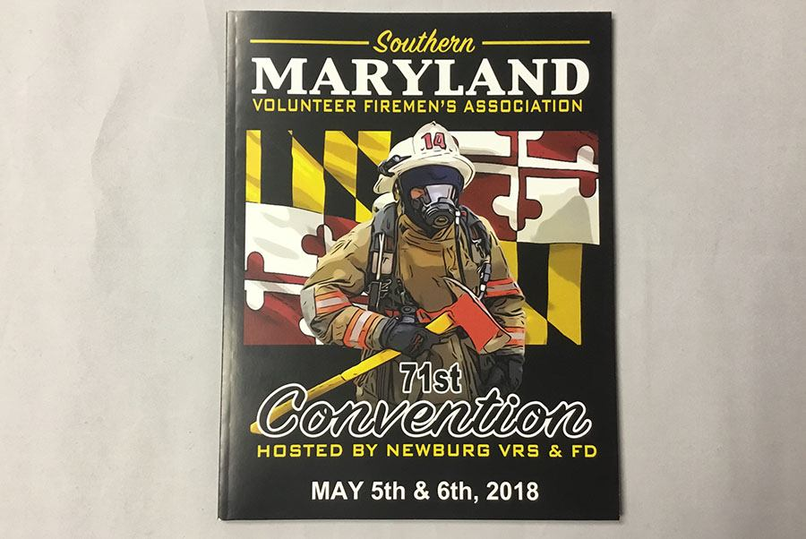 Convention Materials DC