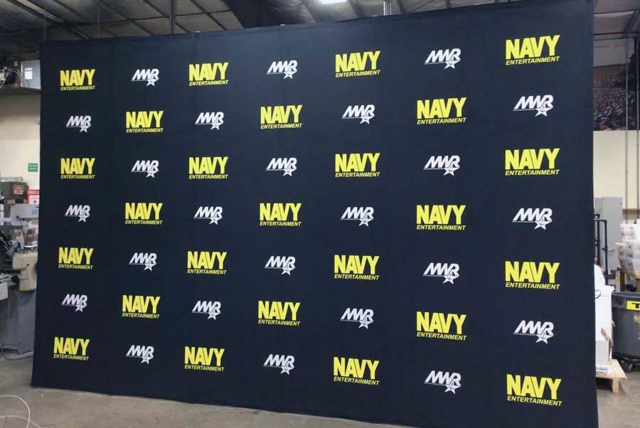Hop Up Fabric Displays DC