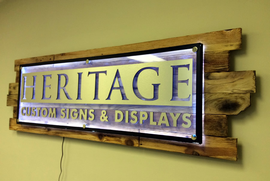 LED Signs DC