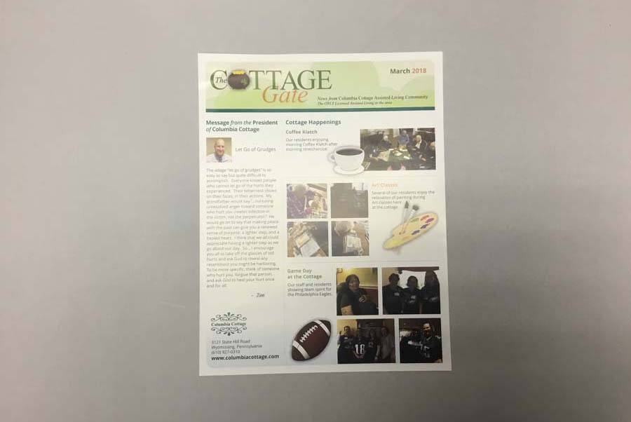 Newsletter Printing DC