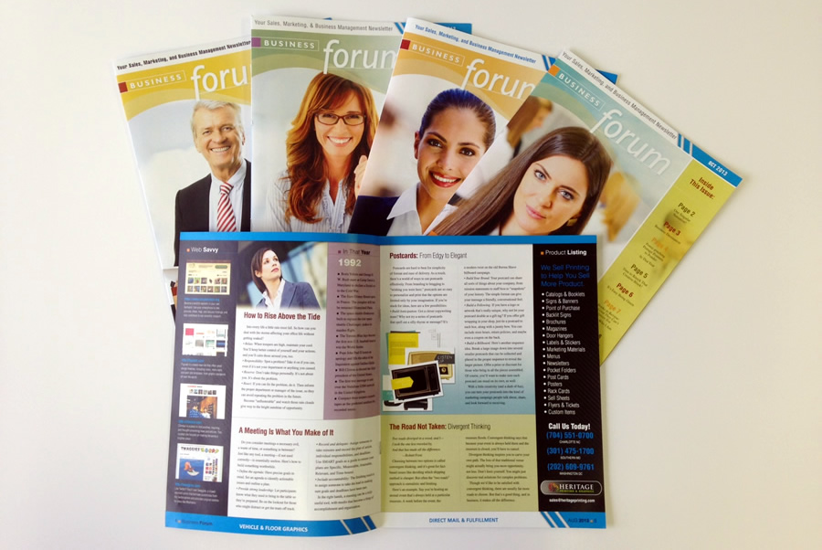 Nonprofit Magazines, Newsletters, & Publications DC
