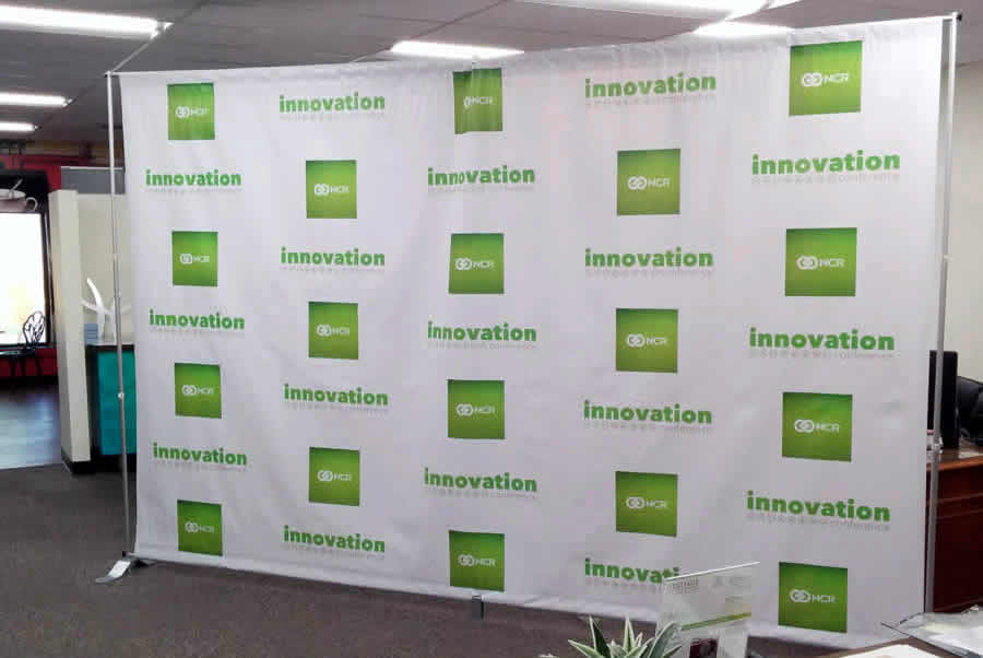 Red Carpet Backdrops Dc Banner Stand Sizes