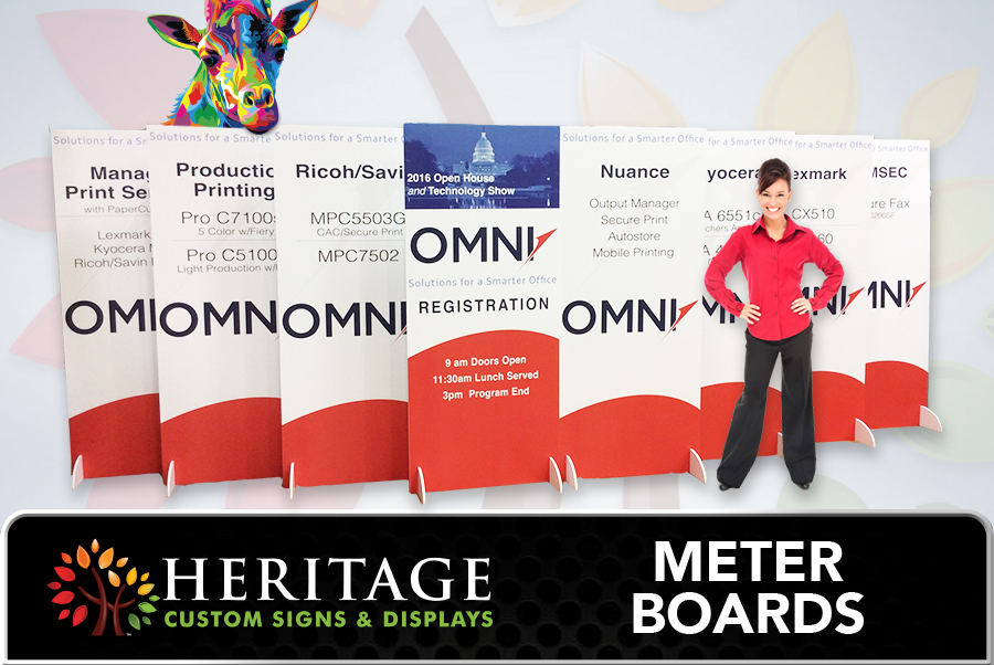 Meter Boards DC