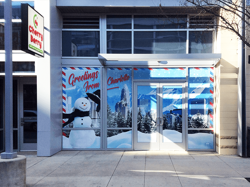 Storefront Graphics DC