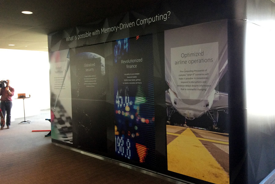 Trade Show Displays Dc Custom Fabric Amp Vinyl Banners