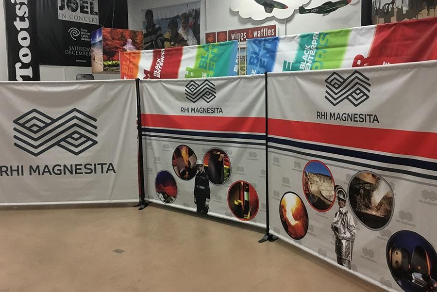 Vinyl Banner Stands DC